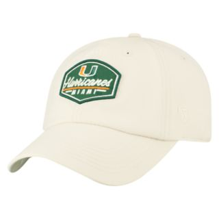 Adult Top of the World Miami Hurricanes Onward Cap