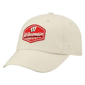 Adult Top of the Wold Wisconsin Badgers Onward Cap