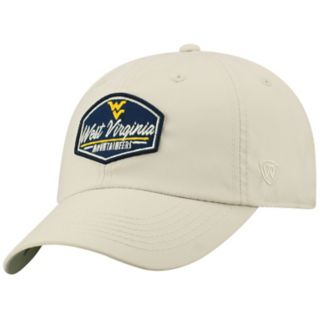 Adult Top of the Wold West Virginia Mountaineers Onward Cap