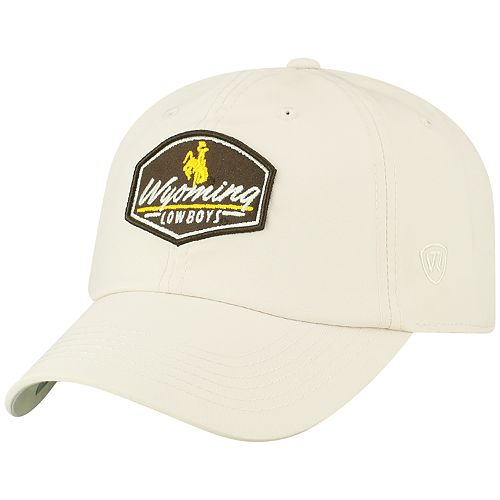 Adult Top of the World Wyoming Cowboys Onward Cap