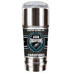 Philadelphia EaglesSuper Bowl Champions MVP 32-oz. Stainless Steel Vacuum Insulated Tumbler Travel Mug