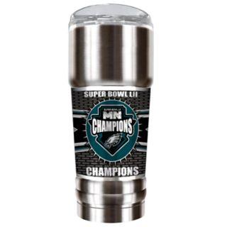 Philadelphia EaglesSuper Bowl Champions MVP 32-oz. Stainless Steel Vacuum Insulated Tumbler Travel Mug