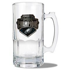 Philadelphia Eagles Super Bowl Champions 1-Liter Macho Glass Mug
