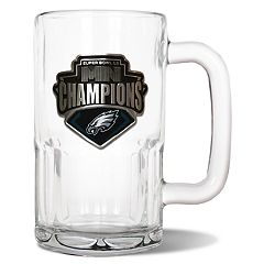 Philadelphia Eagles Super Bowl Champions 22-oz. Rootbeer Glass Mug
