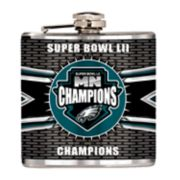 Philadelphia Eagles Super Bowl Champions 6-oz. Hip Flask