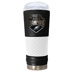 Philadelphia Eagles Super Bowl Champions 24-oz. Draft Powder-Coated Double-Wall Tumbler Travel Mug