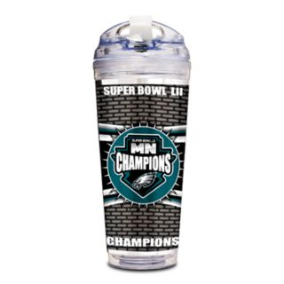 Philadelphia Eagles Super Bowl Champions 24-oz. Acrylic Tumbler Travel Mug