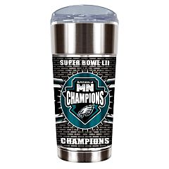 Philadelphia Eagles Super Bowl Champions 24-oz. Vacuum Insulated Stainless Steel Tumbler Traveler Mug