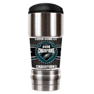 Philadelphia EaglesSuper Bowl Champions MVP 18-oz. Stainless Steel Vacuum Insulated Tumbler Travel Mug