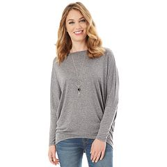 Women's Apt. 9® Dolman Oversized Top