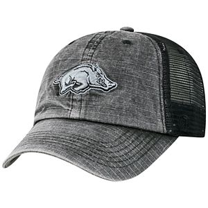 Adult Top of the World Arkansas Razorbacks Ploom Ripstop Cap