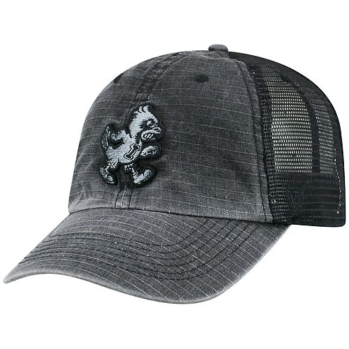 Adult Top of the World Iowa State Cyclones Ploom Ripstop Cap