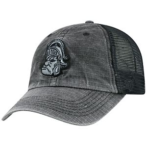 Adult Top of the World Michigan State Spartans Ploom Ripstop Cap