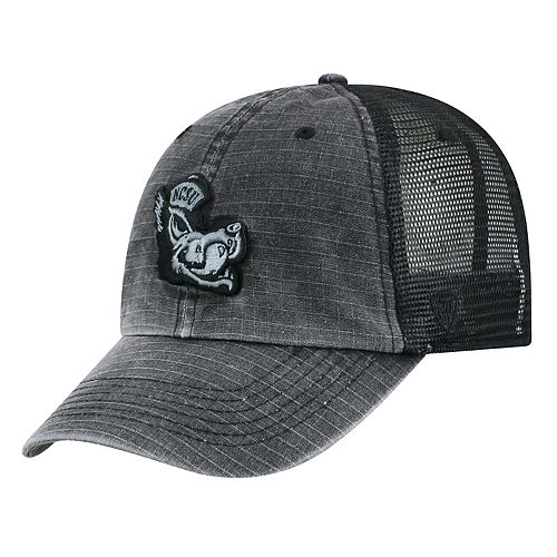 Adult Top of the World North Carolina State Wolfpack Ploom Ripstop Cap