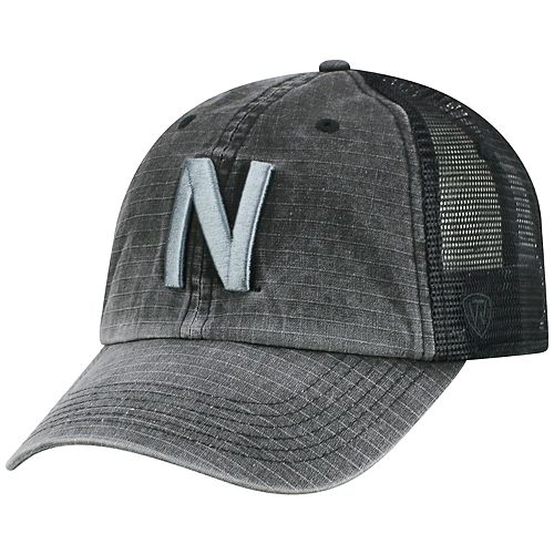 Adult Top of the World Nebraska Cornhuskers Ploom Ripstop Cap