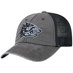 Adult Top of the World New Mexico Lobos Ploom Ripstop Cap