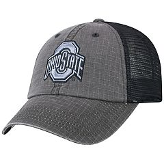 Adult Top of the World Ohio State Buckeyes Ploom Ripstop Cap