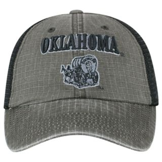 Adult Top of the World Oklahoma Sooners Ploom Ripstop Cap