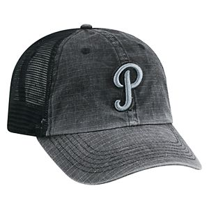 Adult Top of the World Pitt Panthers Ploom Ripstop Cap