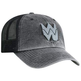 Adult Top of the World West Virginia Mountaineers Ploom Ripstop Cap