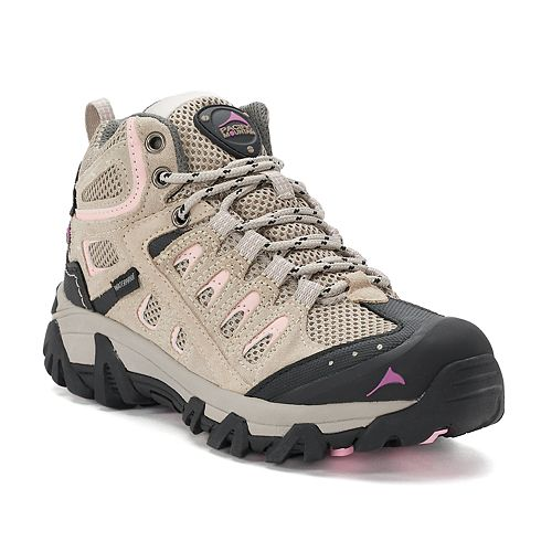 Pacific Mountain Blackburn Mid ... Women's Waterproof Hiking Boots view online clearance wide range of buy cheap hot sale cheap price factory outlet new online n8Syf
