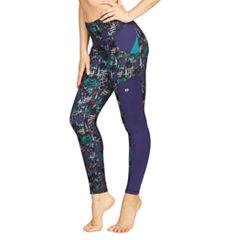 Women's Colosseum Stone Path High-Waisted Ankle Leggings