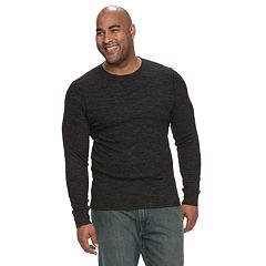 Big & Tall Urban Pipeline® MaxFlex Stretch Thermal Regular-Fit Raglan Tee