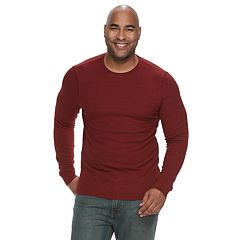 Big & Tall Urban Pipeline™ MaxFlex Stretch Thermal Regular-Fit Raglan Tee