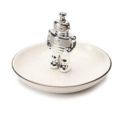 LC Lauren Conrad Robot Trinket Tray