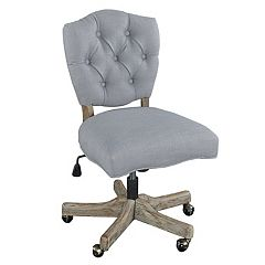 Linon Kelsey Adjustable Office Desk Chair