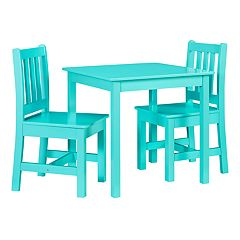 Linon Jaydn Kids Table & Chair 3-piece Set