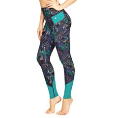 Women's Colosseum Devotion High-Waisted Leggings