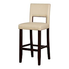 Linon Velma Bar Stool