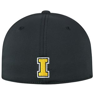 Adult Top of the World Iowa Hawkeyes Pitted Memory-Fit Cap
