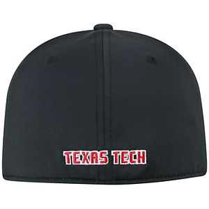 Adult Top of the World Texas Tech Red Raiders Pitted Memory-Fit Cap