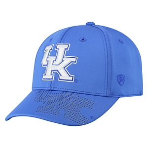 Adult Top of the World Kentucky Wildcats Pitted Memory-Fit Cap