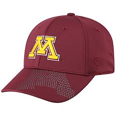 Adult Top of the World Minnesota Golden Gophers Pitted Memory-Fit Cap