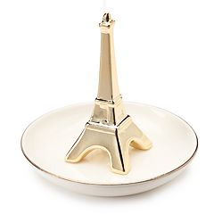 LC Lauren Conrad Eiffel Tower Trinket Tray