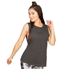 Women's Colosseum Atrium Strappy Back Muscle Tank