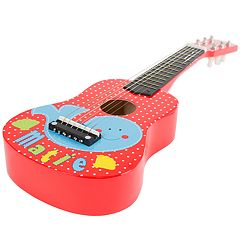 Hey! Play! 6-String Acoustic Toy Guitar