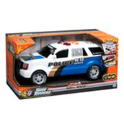 Road Rippers 14-in. Rush & Rescue Police K9 SUV