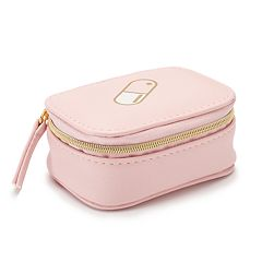 LC Lauren Conrad Zip-Around Pill Box