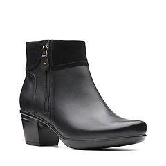 Clarks Emslie Twist Women's High Heel Ankle Boots