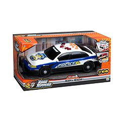 Road Rippers 14-in. Rush & Rescue Police Car
