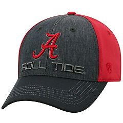 Adult Top of the World Alabama Crimson Tide Reach Cap