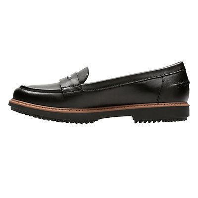Clarks Raisie Eletta Women's Penny Loafers