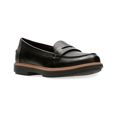Clarks Raisie Eletta Women's Penny Loafers