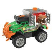 Road Rippers T-Rex Dino Hauler Light & Sound Vehicle