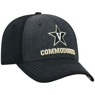 Adult Top of the World Vanderbilt Commodores Reach Cap