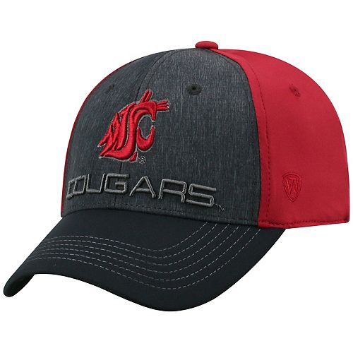 Adult Top of the World Washington State Cougars Reach Cap